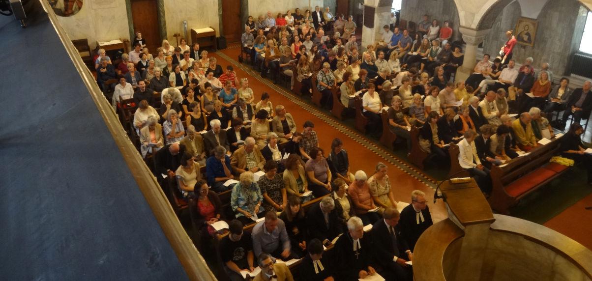 Abschlussgottesdienst des 3. ELKI-Kirchentags