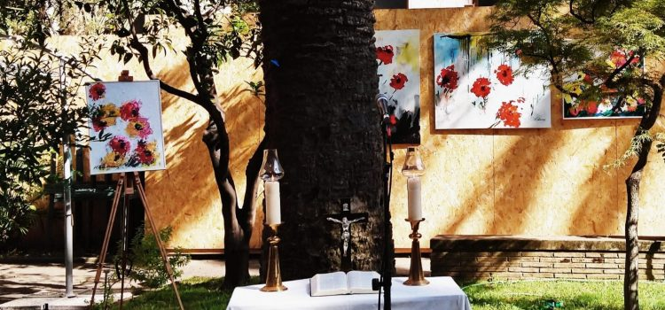 Culto in giardino: Fede, Arte, Natura