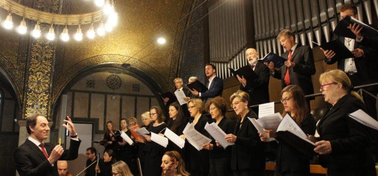 (Deutsch) Kantatengottesdienst und Visitation des Dekans der ELKI