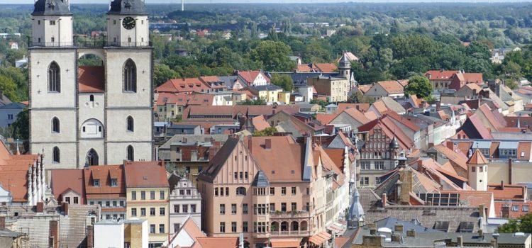 Reformationsfest  mit Pfarrer Alexander Garth  aus Wittenberg am 25. Oktober 2020: Festgottesdienst um 10 Uhr
